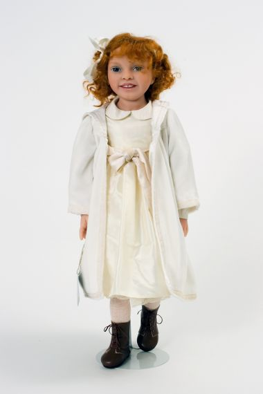 Maria no.20 - collectible limited edition resin art doll by doll artist Heloise.