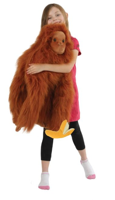 Photo of Large Primate Orangutan PC004101 by The Puppet Company Ltd.