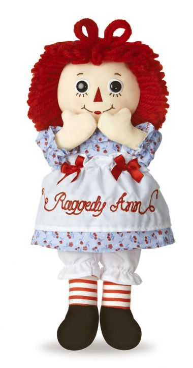 Image of Raggedy Ann Classic by Aurora World Inc.