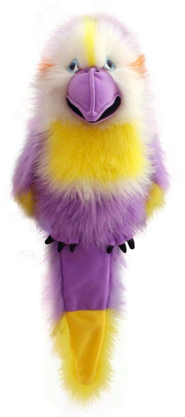 Photo of Baby Cockatiel Puppet PC004206 by The Puppet Company Ltd.